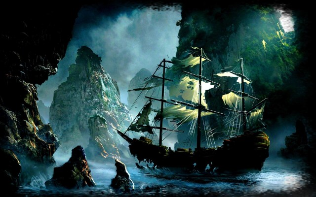 Suggestion As Skin The Ghost Ship