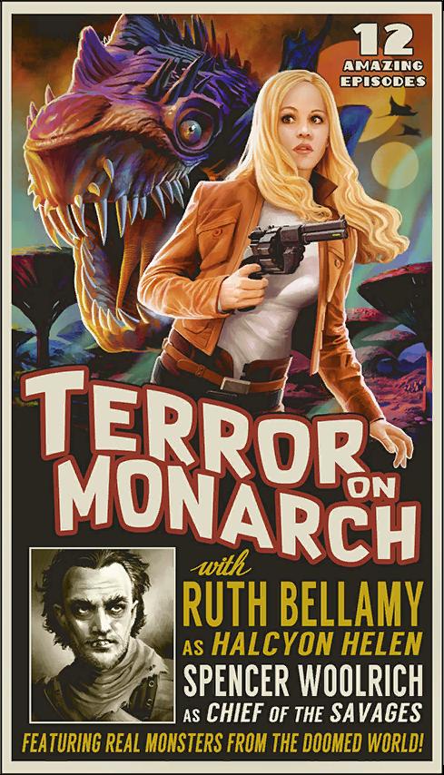 terror on monarch poster load screen