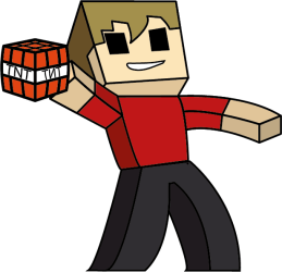 Made Grian first version never done a 3D minecraft skin before Could do with a few pointers : HermitCraft