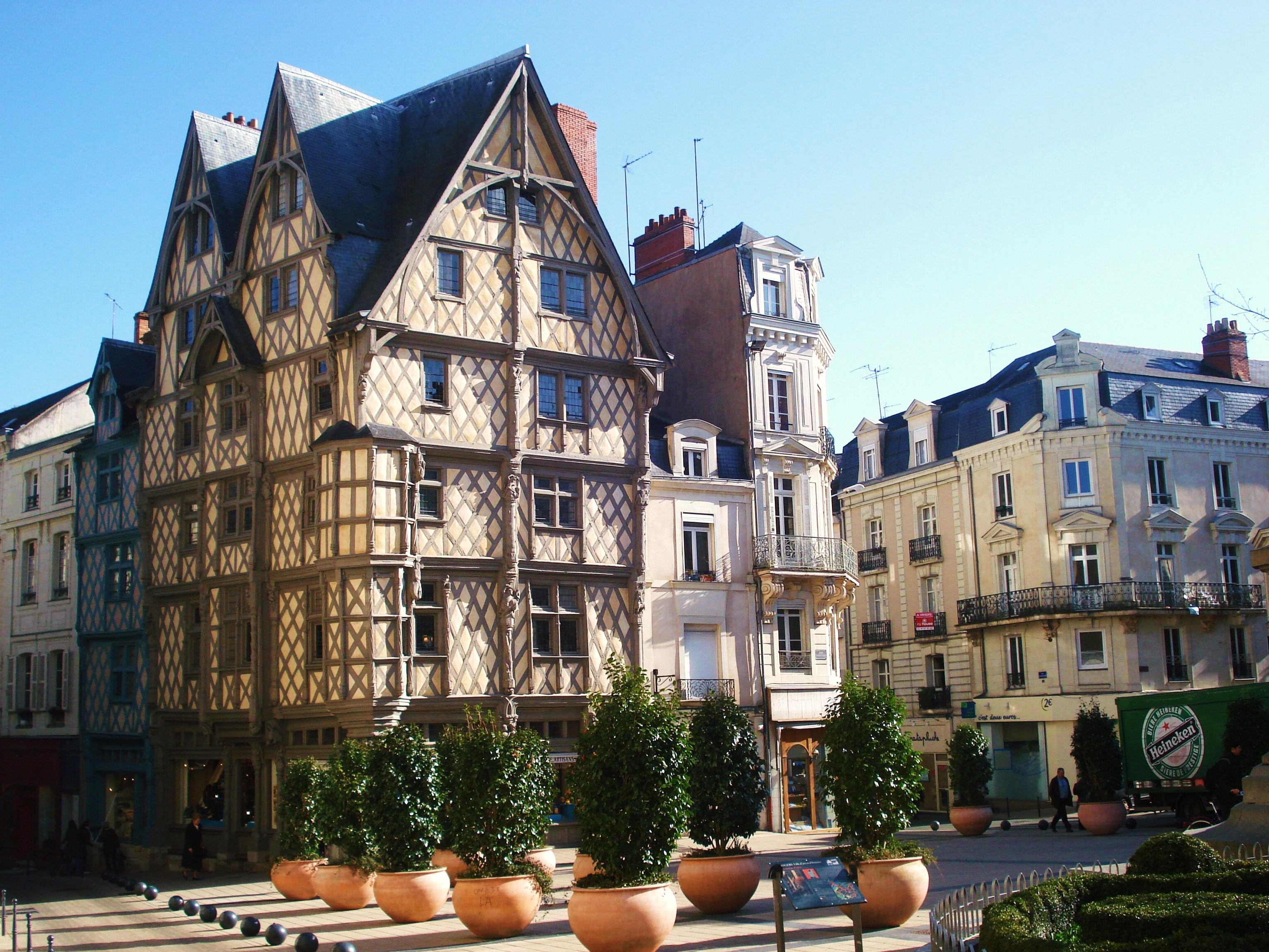 One Of The Oldest Houses In France Built In Pics