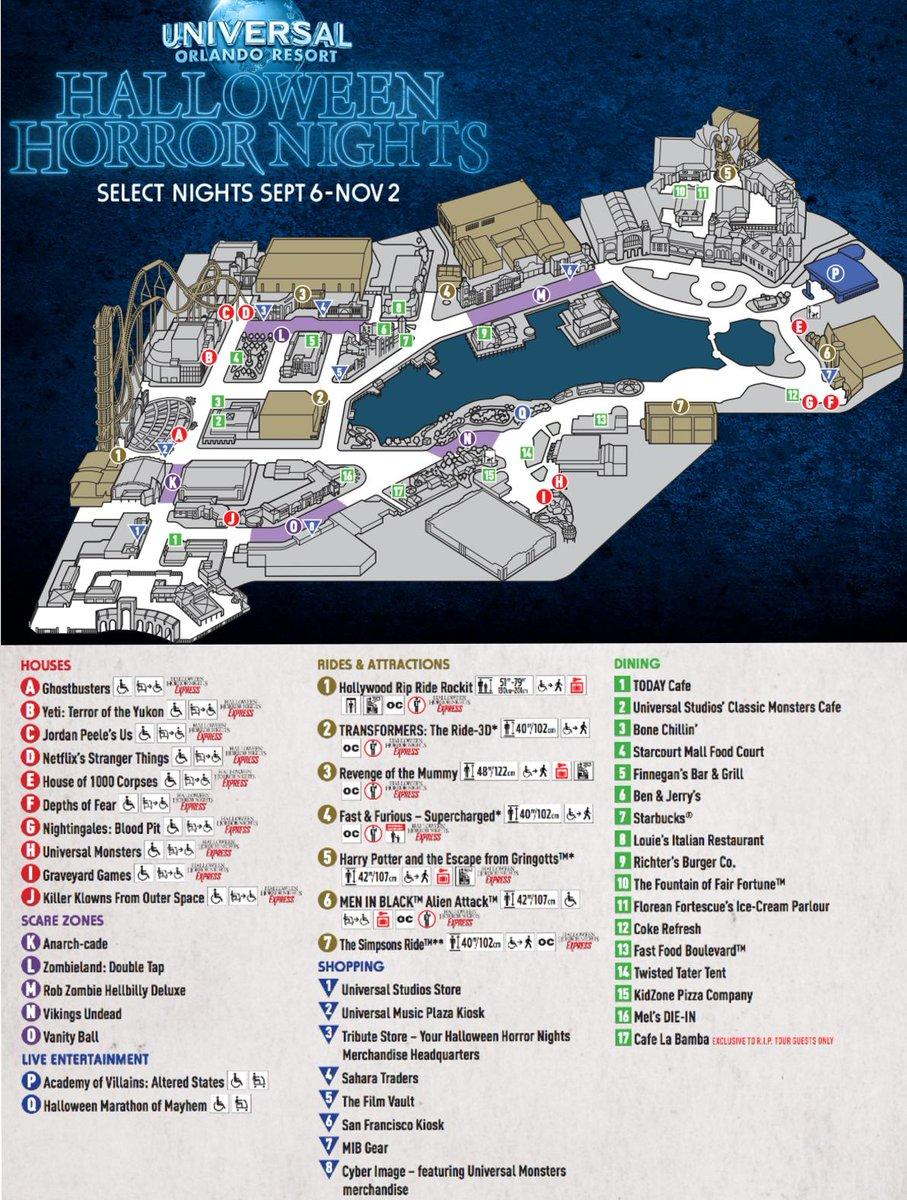 Universal Studios Map 2019 : universal, studios, Event, Universal, Studios, OrlandoFun