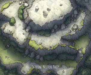 map dnd battle mountain battlemap maps hill path battlemaps forest dungeon dungeons dragons isometric sewer mine caravan sketch rpg fantasy