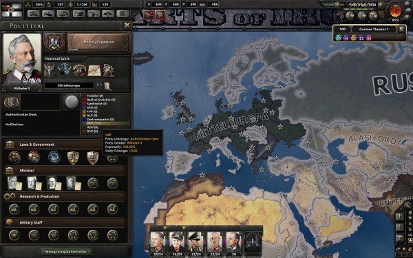 Kaiserreich Event Chains - Year of Clean Water