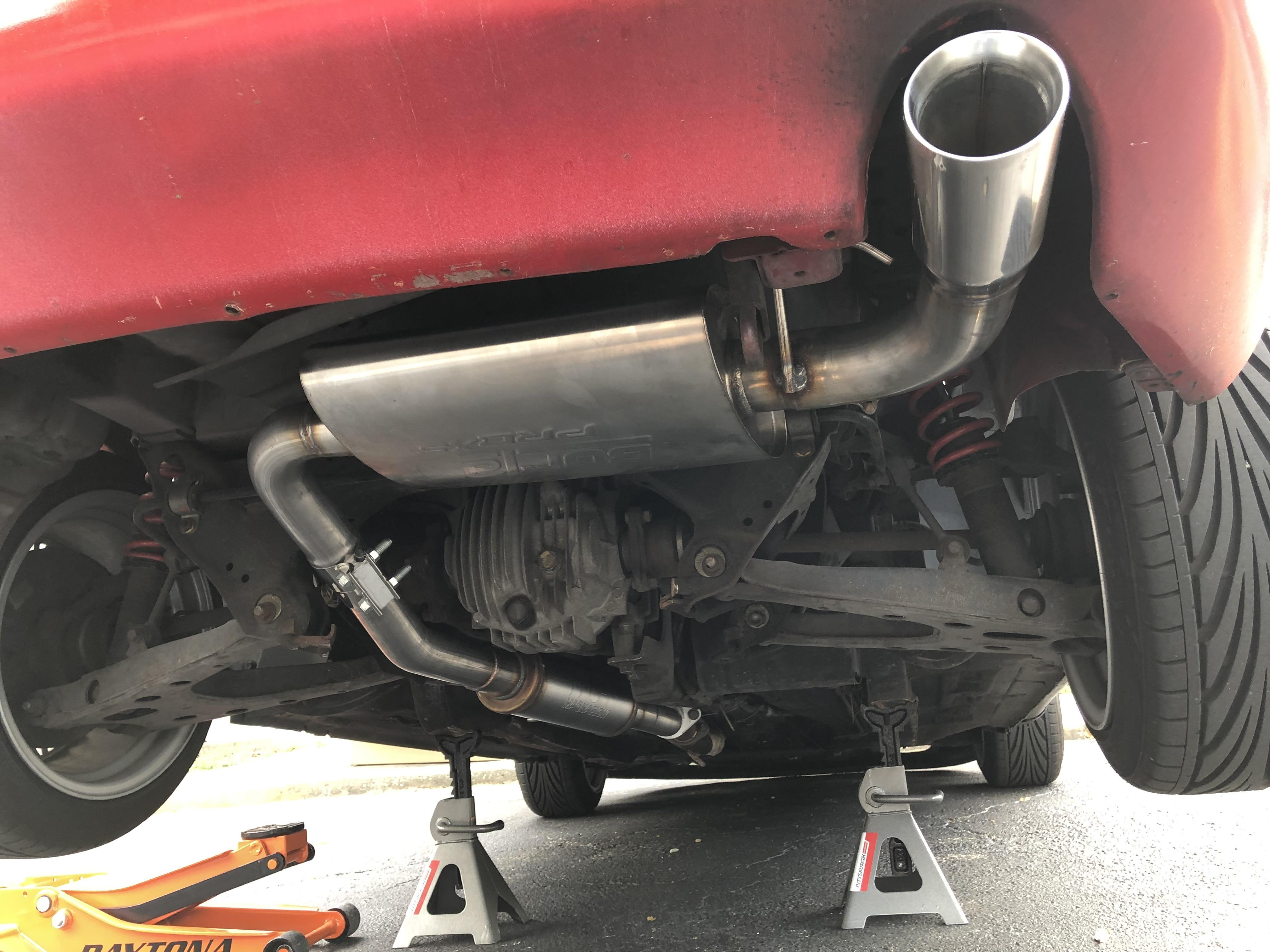 installed an enthuza na racer exhaust