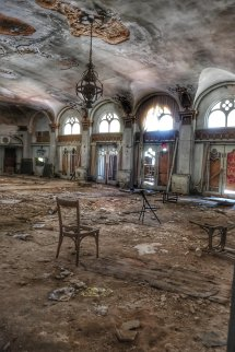 Baker Hotel In Texas With History Of Murder