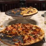 Homemade Christmas Pizzas A Yearly Tradition That Everyone Loves Pizza