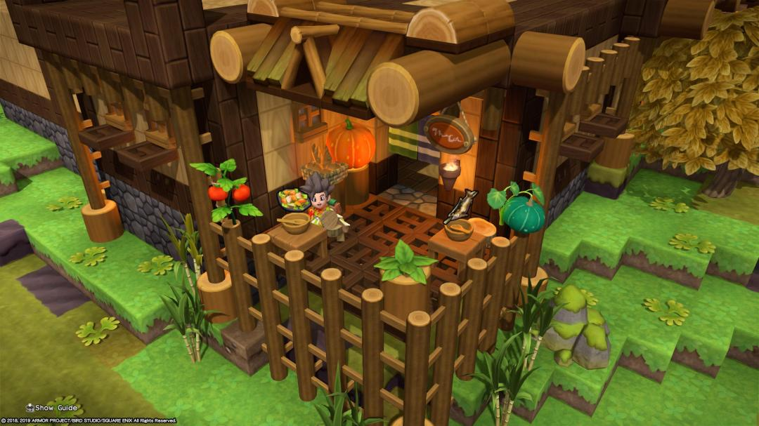 Hi! Since I started DQB2, I haven't stop playing it. all the new stuff is  amazing, I'm still in furrowfield trying things and I want to share some of  that with you.