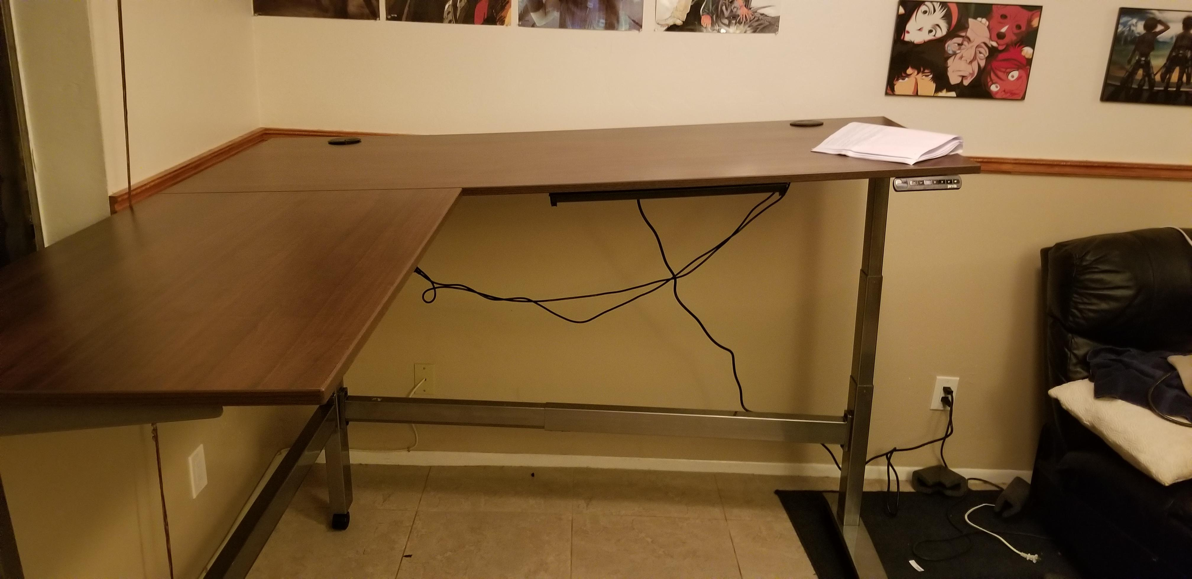 Please Help E07 Jarvis Standing Desk Standingdesk