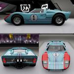 Ken Miles Ford Gt40 Mk2 1966 Fixed Sc And Details In Comments Forza