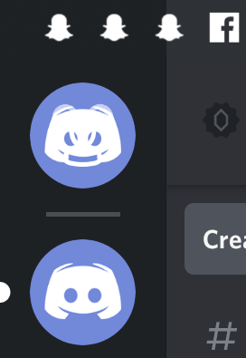 Discord Server Icon : discord, server, Discord, Server, Icons, Didn't, Mobile, While., Discovered, Truly, Terrifying, Icon., Discordapp