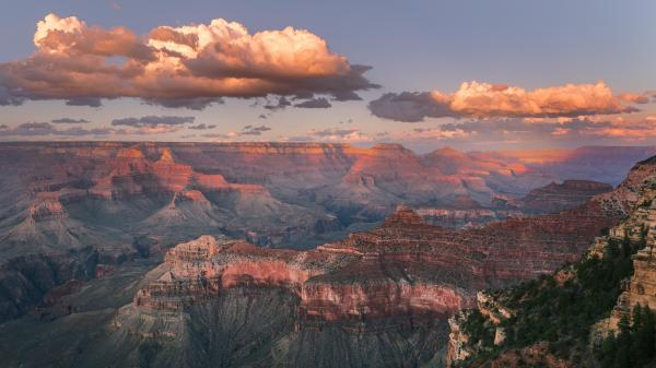 Sunset Grand Canyon Arizona Oc 5253x2955 Earthporn