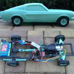 3d Printed Rc Ford Mustang 3dprinting