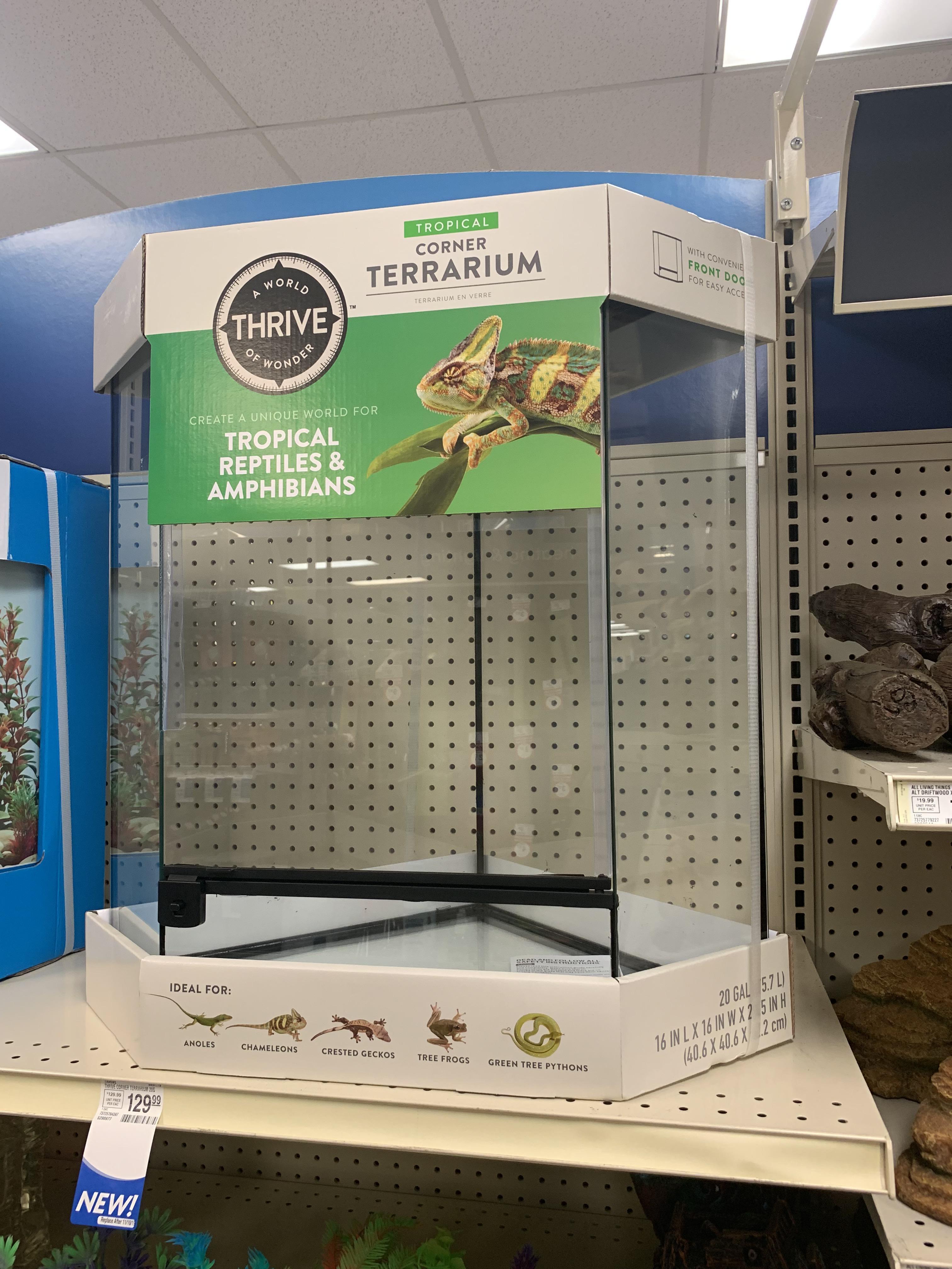 Petsmart Chameleon Cage : petsmart, chameleon, PetSmart, House, Brand, Advertising, Fully, Glass, Enclosure, Veiled, Chameleon..., Chameleons