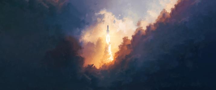 Ariane Five [3440 x 1440]
