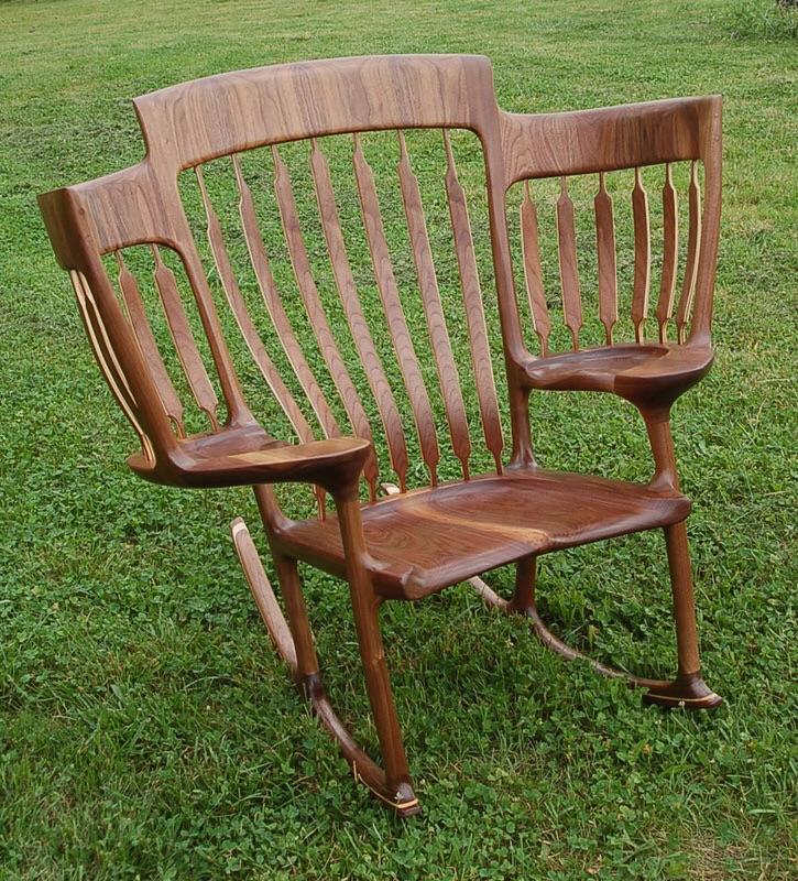 sam maloof rocking chair plans hal taylor modern kitchen table chairs this 9 500 was made for reading to your kids built by woodworker and sent the royal family of abu dhabi