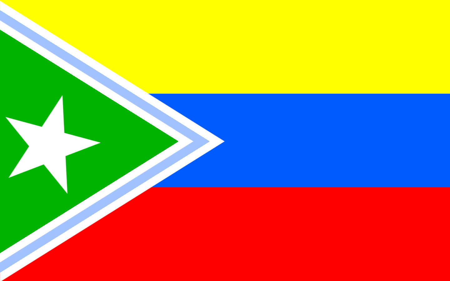 My Proposal For United South America Vexillology