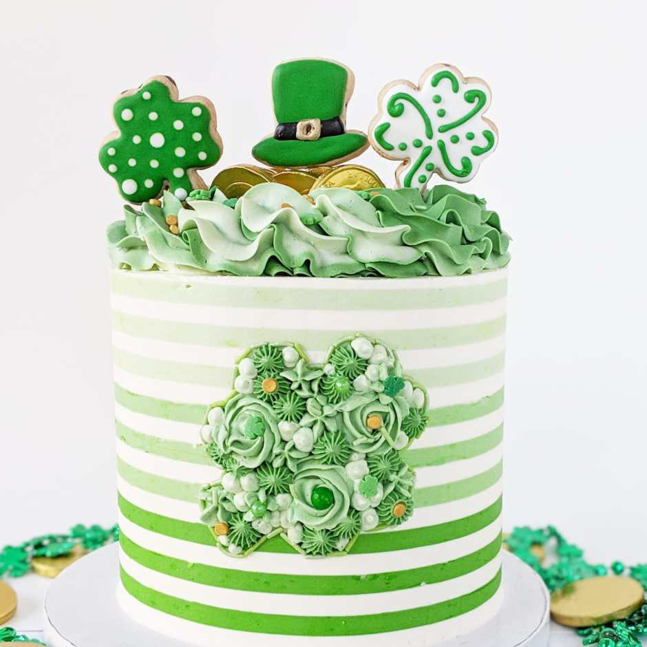 Happy St. Patricks Day! : CAKEWIN