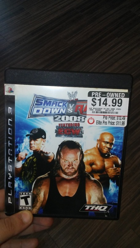 found this 2008 wwe