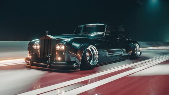 Rolls Royce M25 [1920×1080]