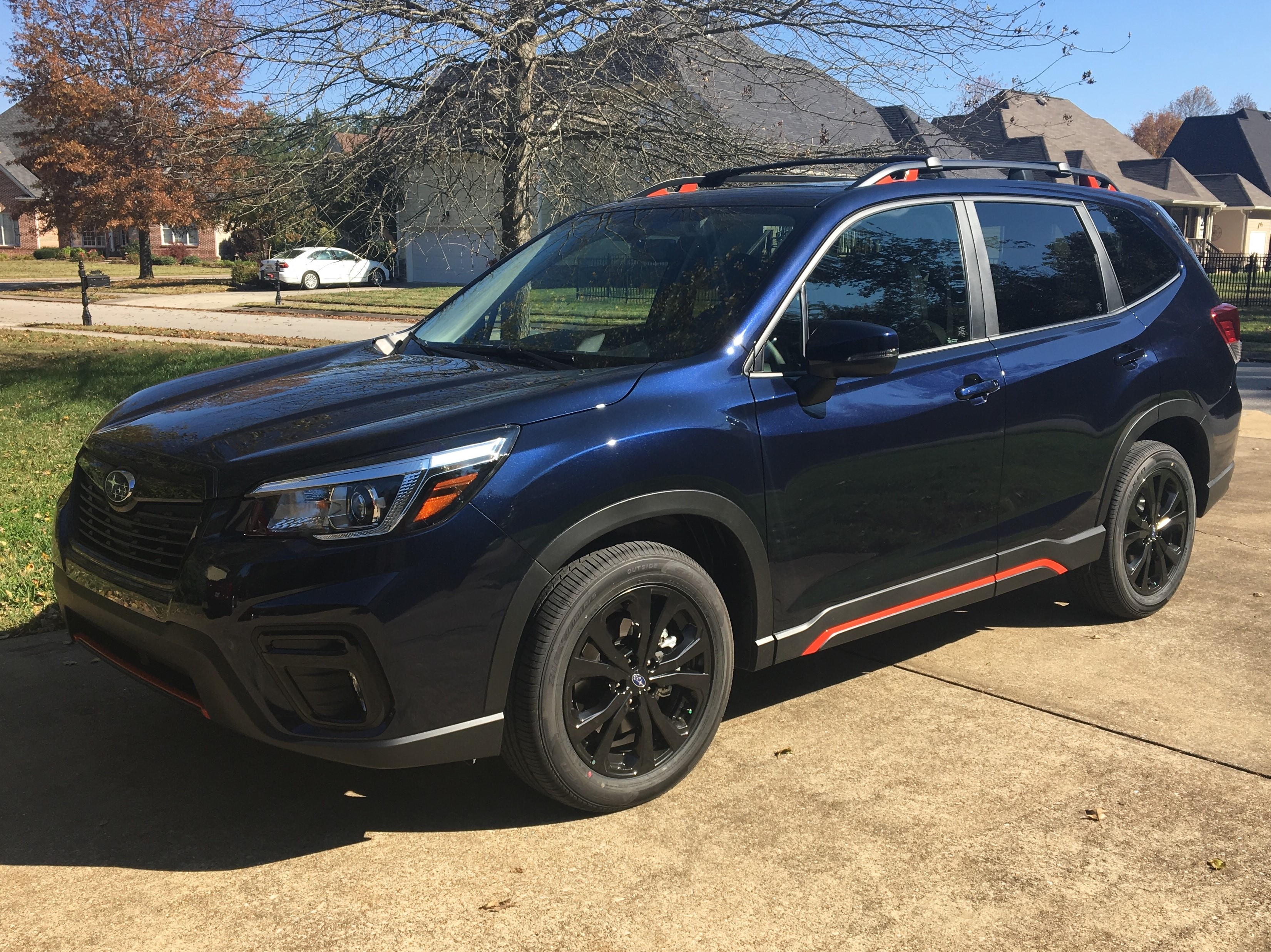 2019 Forester Sport  New to Subaru and New to this sub