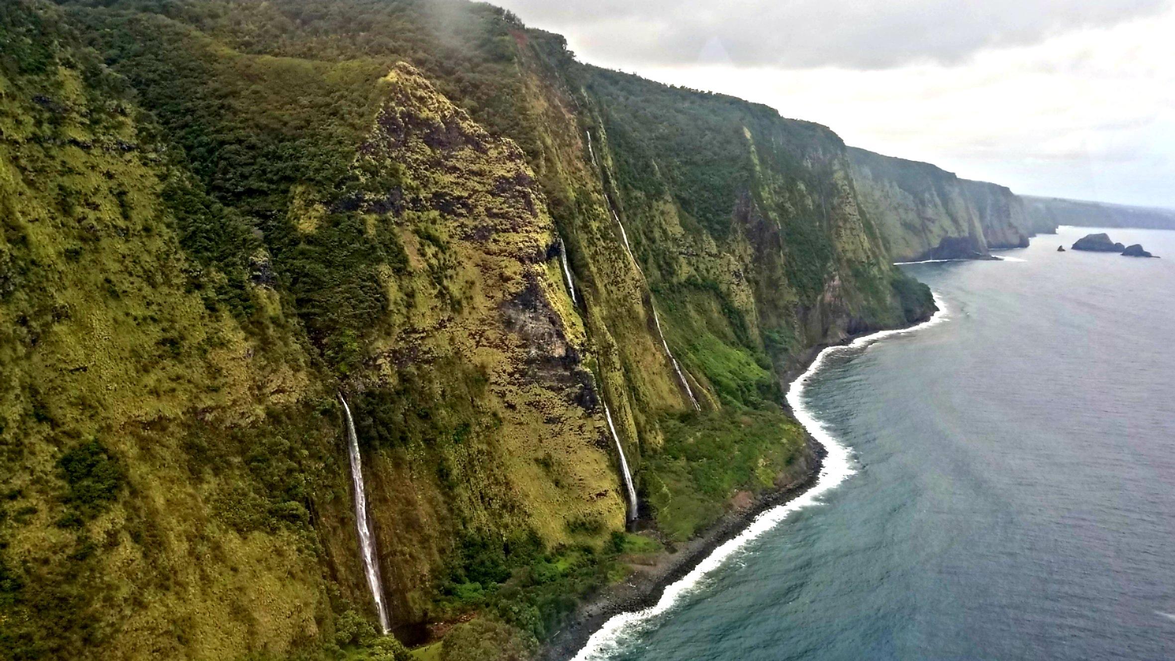 Waterton Lakes National Park Canada Cameron Falls Wallpaper The Big Island Of Hawaii 2362 215 1328 Oc Expose Nature