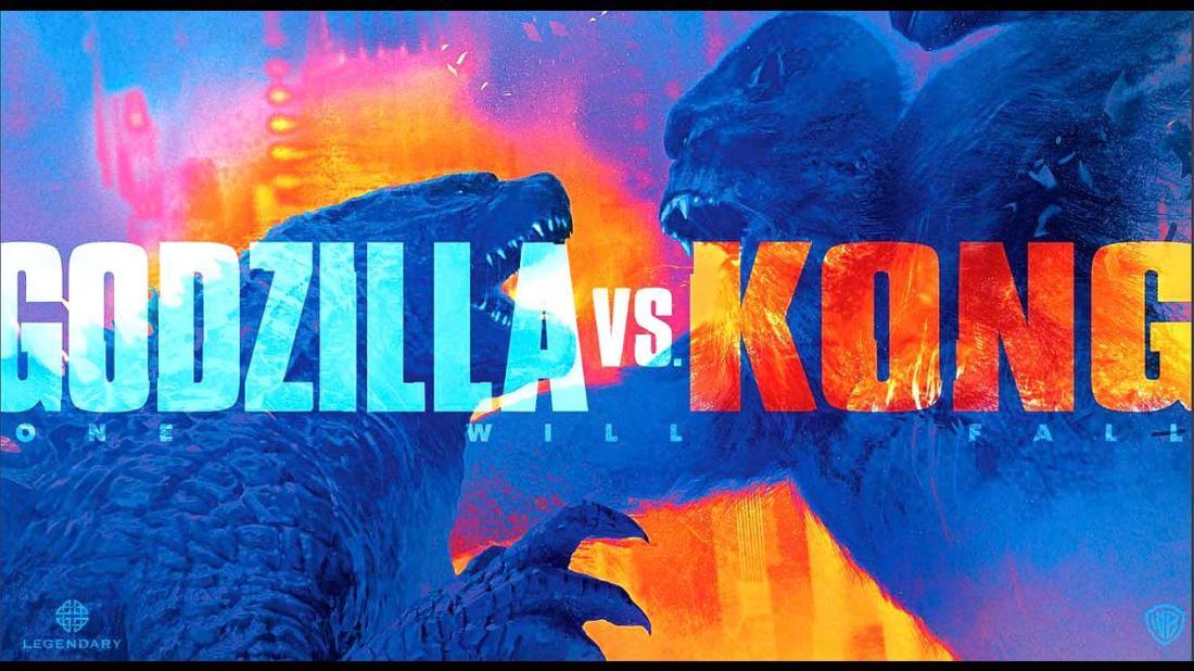 NEW Godzilla VS Kong Wide Poster : Eleven Anticipated 2021 Films