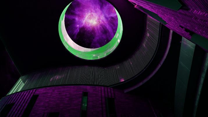 [2560 x 1440] Observatory