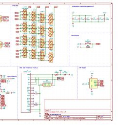 help with macopad schematic atmega32u4 is31fl3733 usb c  [ 2472 x 1292 Pixel ]