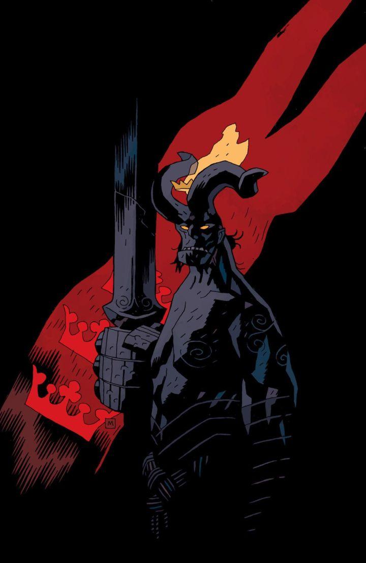 Hellboy, Anung Un Rama [1249×1920]