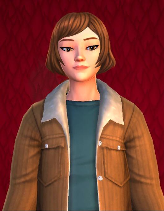 Hogwarts Mystery Hairstyles : hogwarts, mystery, hairstyles, Please, Preyers, Short, Hairstyle, This., Design, Free!, HPHogwartsMystery