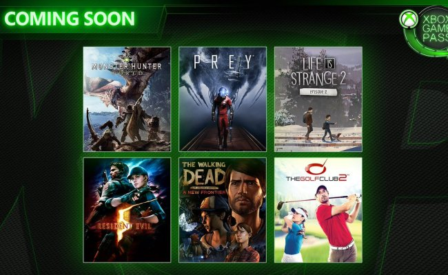 Coming Soon To Xbox Games Pass April 2019 Xboxone