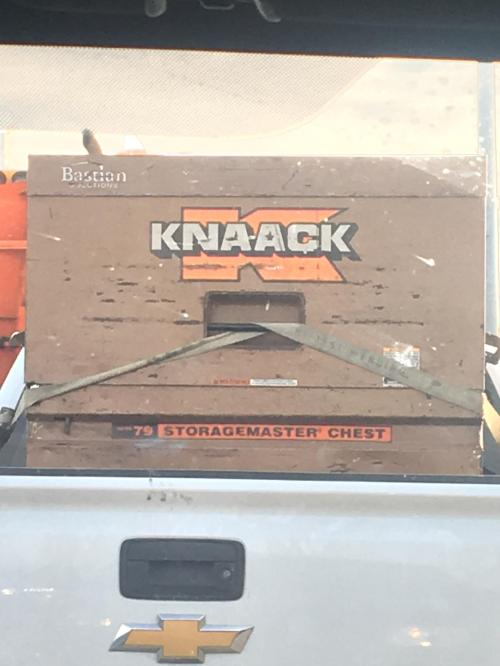 small resolution of truck knack box