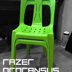 Razer Gaming Chair Electric Recliner Chairs Argos Orocansus Ultimate Upgradable To Rgb Philippines