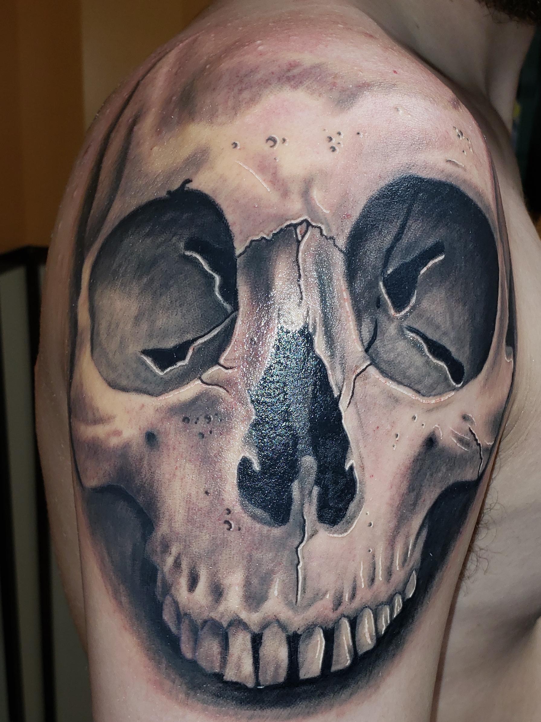 Evolved Tattoo : evolved, tattoo, First, Tattoo, Langley, Evolved, Columbus,, Tattoos