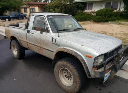 small resolution of got my first 4x4 83 toyota
