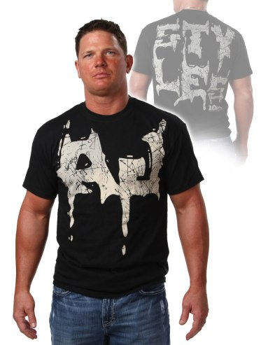 Never Forget AJ Styles Sperm Shirt : SquaredCircle