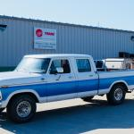 1977 Ford F 250 Crew Cab The Official Truck Of Regularcarreviews