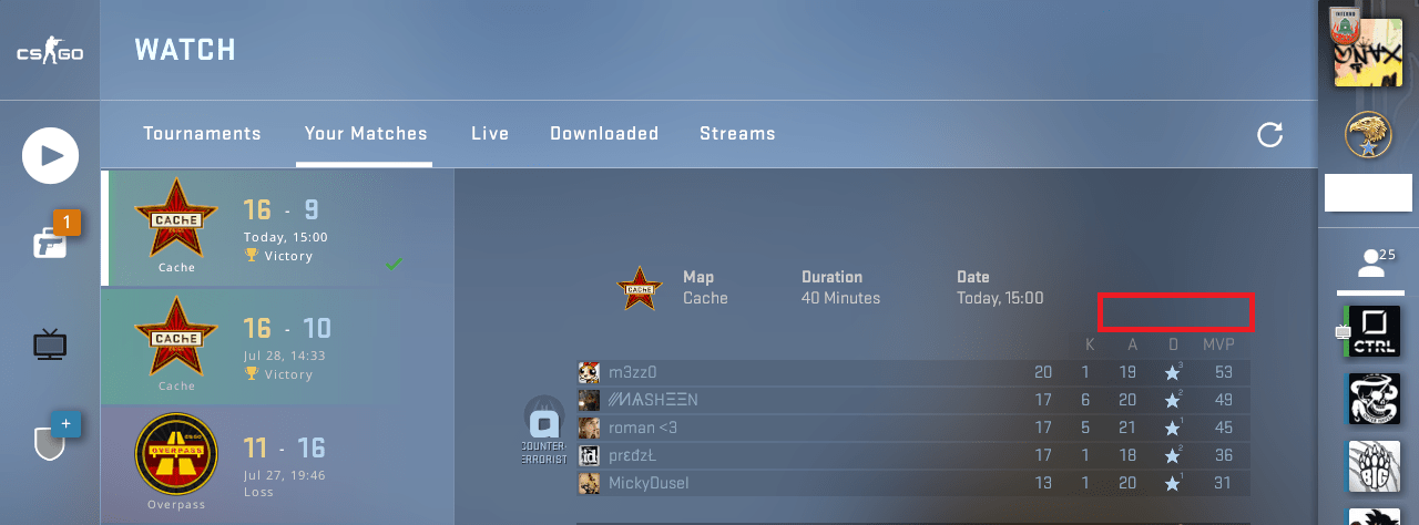 suggestion add more stats