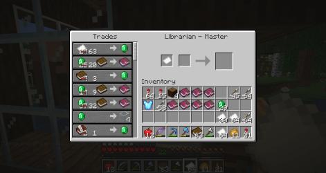 1 15 1 Villager trading? : Minecraft