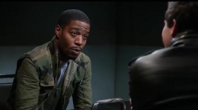 I've watched b99 3 times and just realized that one of my fav artists, kid  cudi is in one of my fav episodes from the show: KidCudi