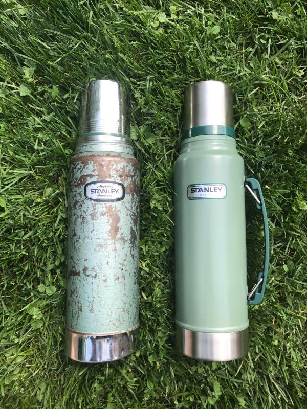 Stanley Thermos Used Day 1970 2018