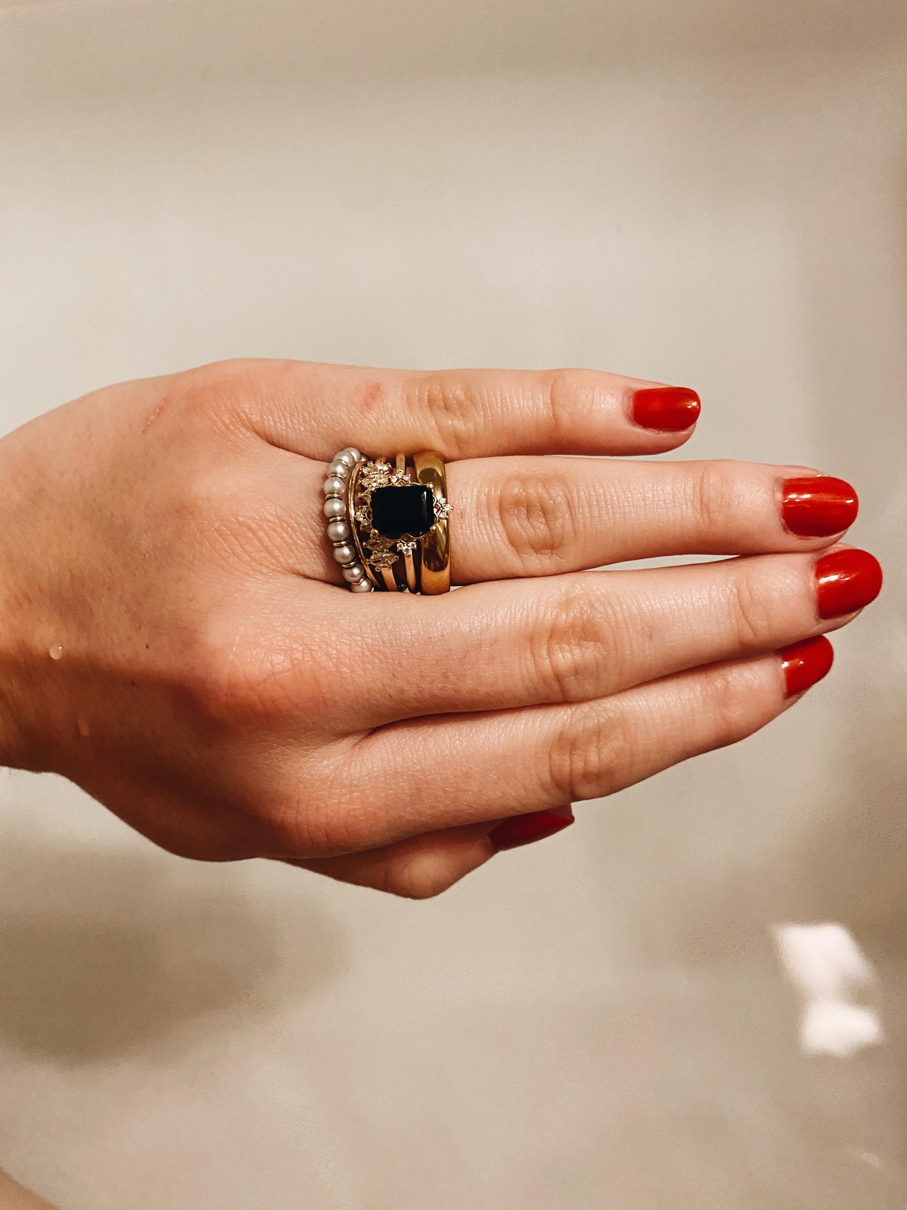 Goddy Jewelry : goddy, jewelry, Loves, Gaudy, Stack?!, Jewelry