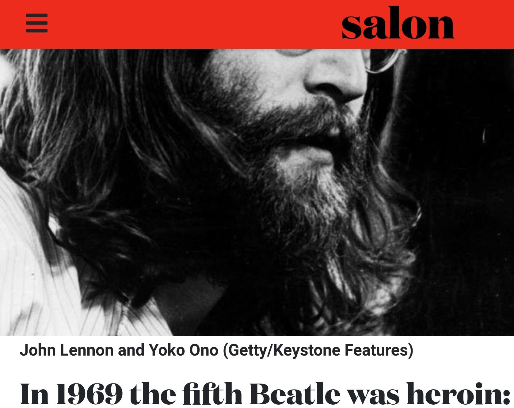 Salon is on a whole nother level : beatlescirclejerk