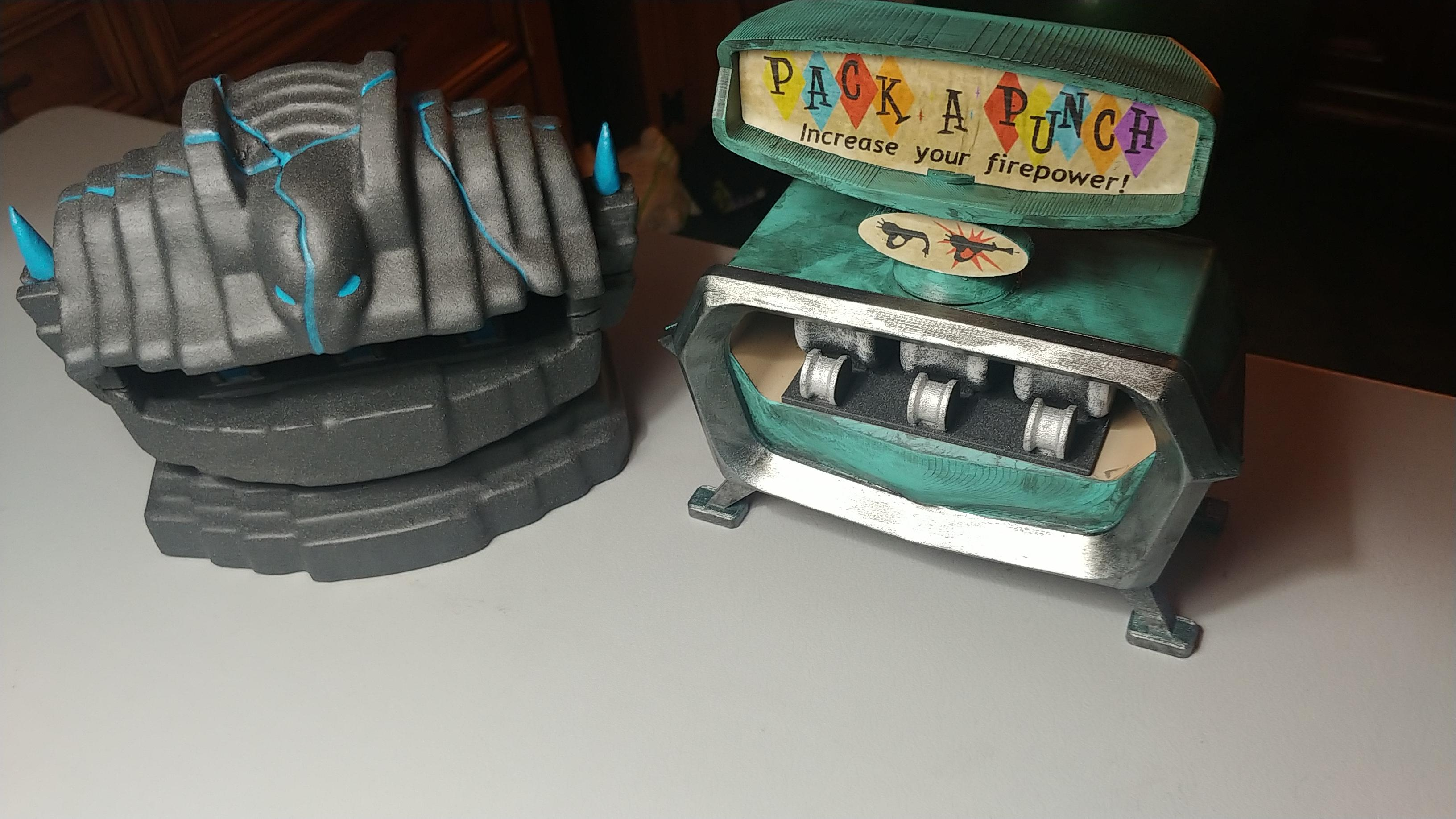 pack a punch machines complete both