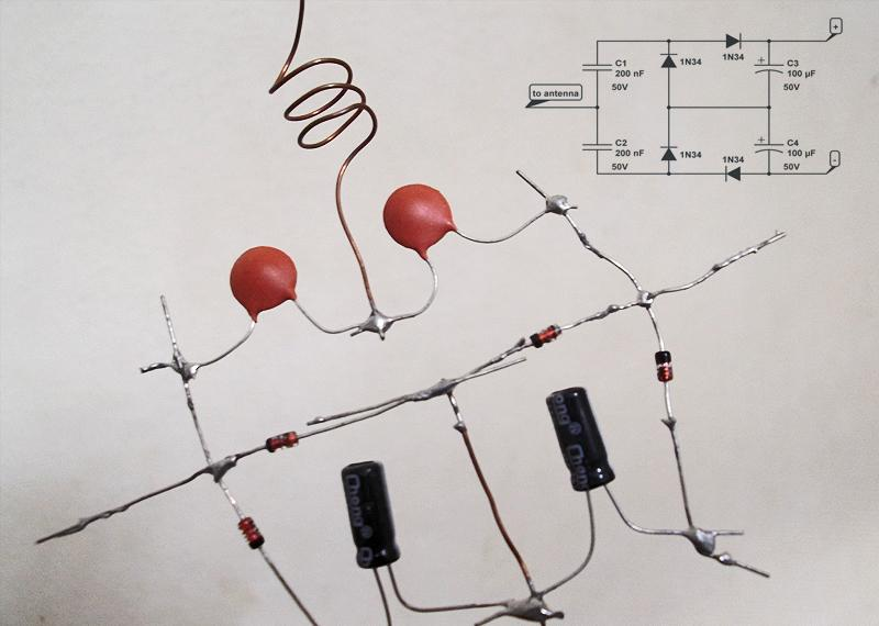 tried a free energy circuit and it worked !!! : electronics