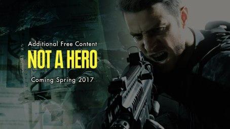 Resident Evil - Not a Hero