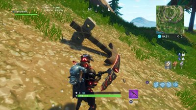 New ship anchor has appeared. Pirate theme for season 5 ...