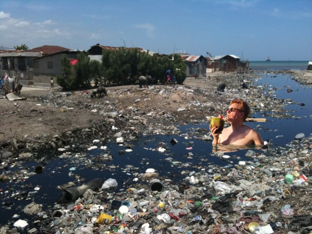 badeferie på haiti