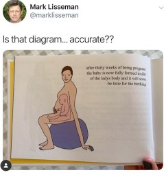 thanks i hate pregnant women  [ 1080 x 1077 Pixel ]