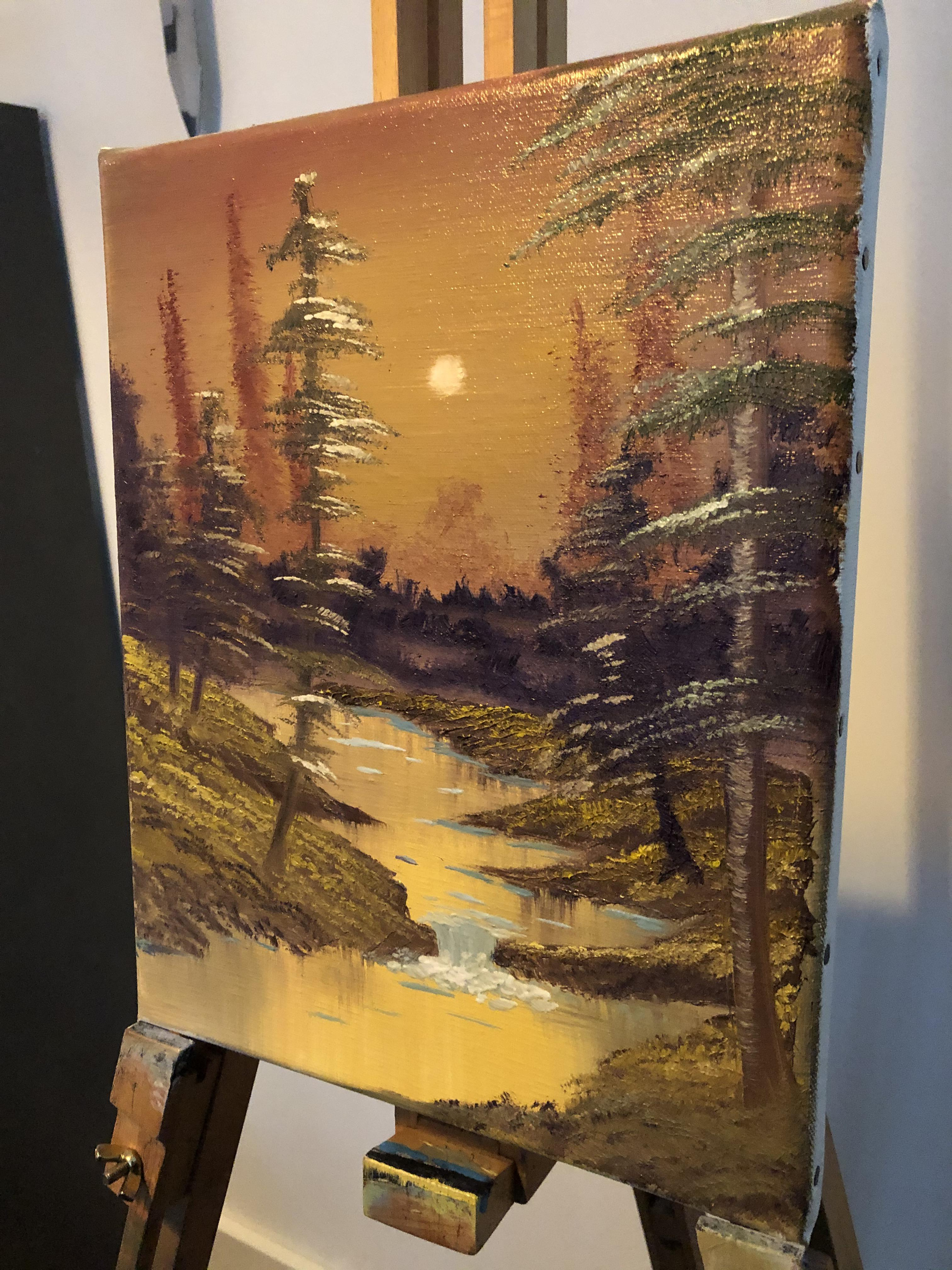 How Much Do Bob Ross Paintings Sell For : paintings, Shall, Paintings, Them?, Think, Bobross